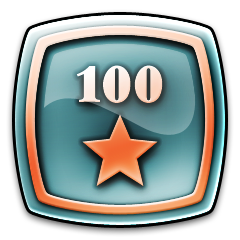 Icon for 100 Stars