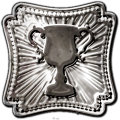Earned Trophy