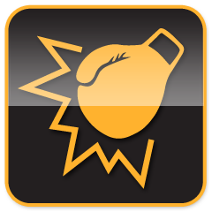 Icon for Knock a sucker out.