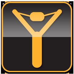 Icon for David and Goliath