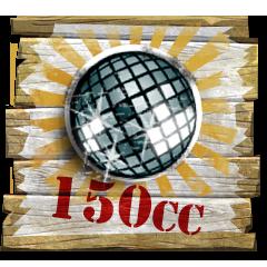 Move It! Move It! 150CC Stepper