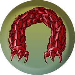 Icon for Dragonskin scarf