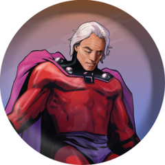 Icon for Magneto Defeated