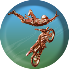 Icon for Stunt Cycle Extravaganza