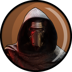 Icon for The dark side and the light