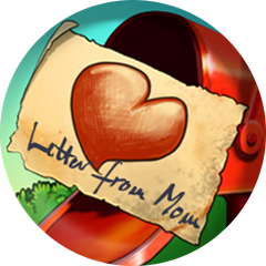 Icon for Letter from Mom