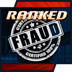 Icon for Found a Fraud