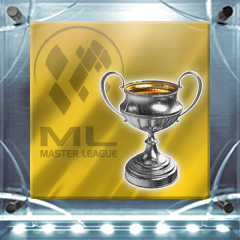 Icon for First Win: Master League