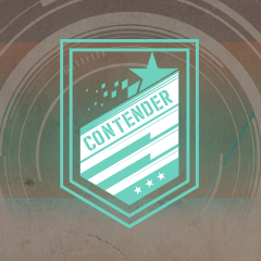Photo-Finish Contender