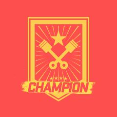 Unite In Speed Champion