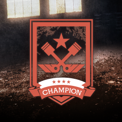 Turbocharged Champion