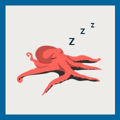 Let Sleeping Octopus Lie