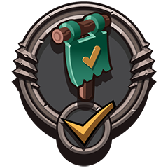 Icon for Escaped the dungeons of the King