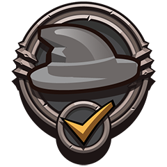 Icon for A Wizard is never late...
