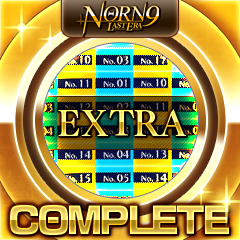 Icon for EXTRA complete