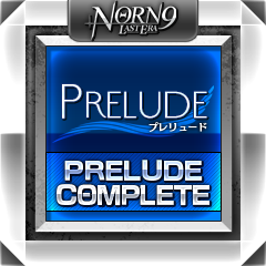 Icon for Prelude complete