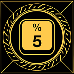 I Am The 5%