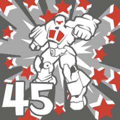 Challenger: 45 Stars