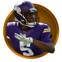 Teddy Bridgewater Legacy Award