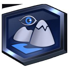 《Attained Terrain》奖杯 - 《Disney Infinity 3.0