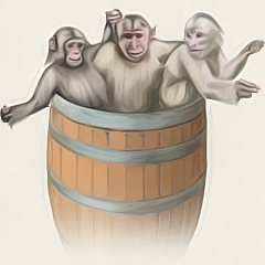 A Barrel Of Monkeys