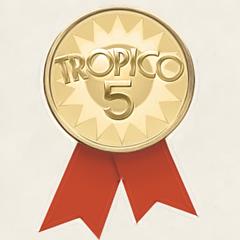 Tropico 5 Platinum trophy