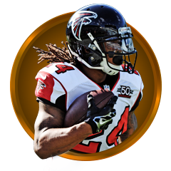 Devonta Freeman Legacy Award