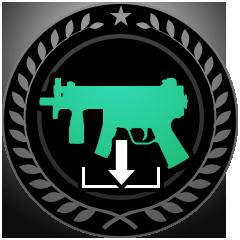 Submachine-Gun Fanatic