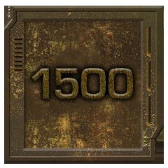 Body Count: 1,500