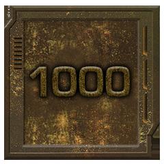 Body Count: 1,000