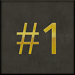 #1 achievement for Verdun on PlayStation 4