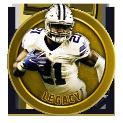 Ezekiel Elliott Legacy Award