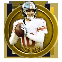 Eli Manning Legacy Award