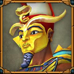 El Faraón Rojo