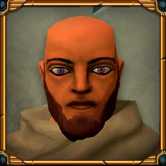 Sherybin, Desertor Medjay