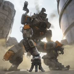 Titanfall! Trophy in Titanfall 2