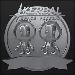 Master Astrophysicist Trophy in Kerbal Space Program Enhanced Edition