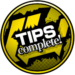 Icon for TIPS/Complete