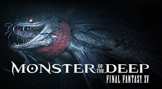 Monster of the Deep: Final Fantasy XV achievements