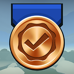 Qualified achievement for Bomber Crew on PlayStation 4