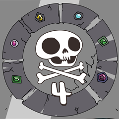 Quadrilateral! achievement for Adventure Time: Pirates of the Enchiridion on PlayStation 4