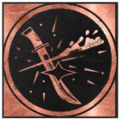 Destello de acero