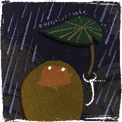 ¿Está lloviendo?