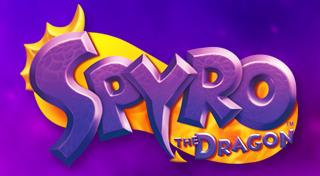 Resultado de imagem para spyro the dragon logo