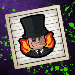 Out of the Cobblepot, into the fire Trophy in LEGO DC Super