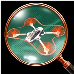Aficionado de los drones