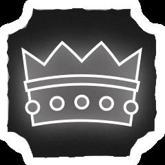 Königliche Angeberin