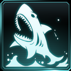Da de comer a los tiburones