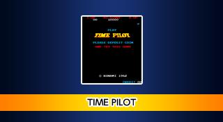 Arcade Archives: Time Pilot achievements