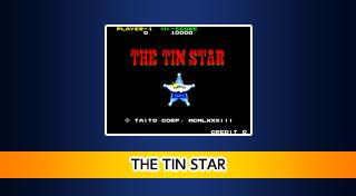 Arcade Archives THE TIN STAR achievements